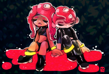 Agent 8 by Teatime-Rabbit