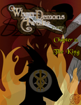 When Demons Awake Chapter 2 - Cover by J5A4