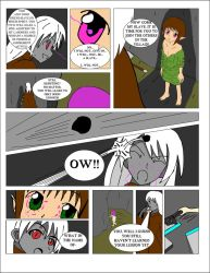 AR Comic Page 8 by SHRINKMASTER-X