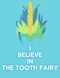 I believe in The Tooth Fairy by Zelir