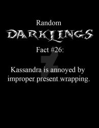 Darklings - Random Fact 26 by RavynSoul
