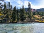 Gallatin River, Montana by PamplemousseCeil