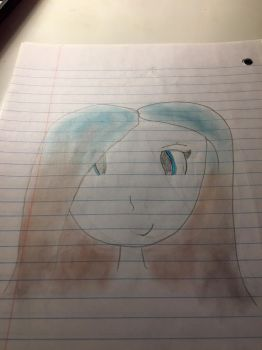 I made a quick drawing  by KaitlynArtsy