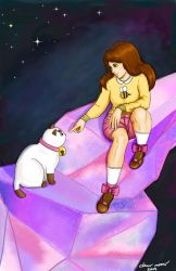 Bee and Puppycat by Clear-mooN
