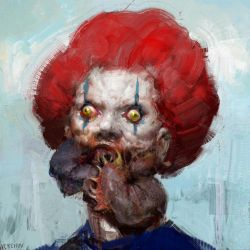 clown by Verehin