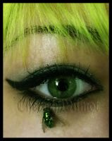 Green Fleye by longlivethisnerd