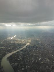 Where the Chartered Thames Does Flow by JiaLi