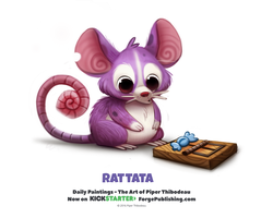 Pokemon - Rattata