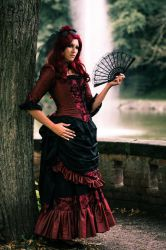 Victorian red #1 by Stahlrose