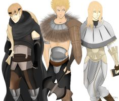 Bro Army by Beemyanon