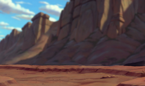 Background Mountain by PrinceVoldy-TLK