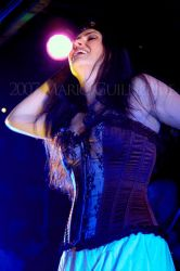 Within Temptation - Lisbon 2 by firstsecond