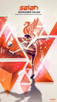 MOHAMED Salah Wallpaper by workoutf