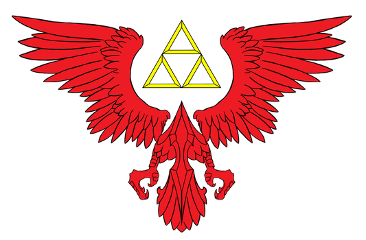 Crest Of Hyrule by Nightwind-Dragon