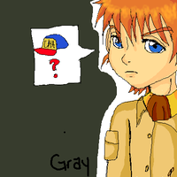 HM: Gray is not amused by KurataSana