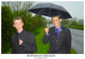 Buisness In The Rain by Bad-Company-101