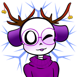 Christmas Icon [Nerd] by UniverseCipher