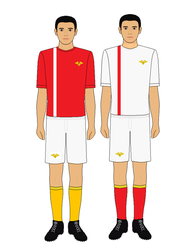 Sonosa Football Kit by kyuzoaoi