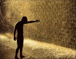 Feel the rain on your skin.. by incredi