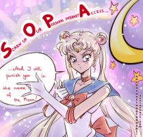 Sailor Moon says.... by unconventionalsenshi