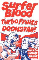 Surfer Blood Poster by abnormalbrain