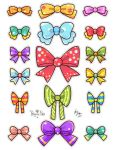 Fun Colored Ribbon by OracleSaturn