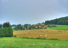 Landscape in Styria by LunaticDesire