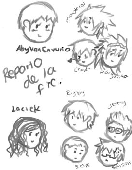 Reparto~ by LacieK