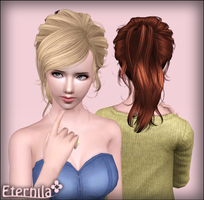 Newsea's Lucky Star - Retextured for T-E by D3N1ZFTW