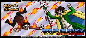 ATW4: Brave and the Bold by DrCrafty