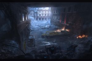 Invasion 29 by eWKn