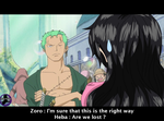 One Piece OC .: ZoroXHeba - After 2 years   .:. by Heba-Asawa
