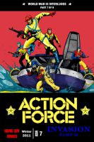 Action Force WWIII Issue 7 by JezabelPheonix