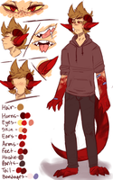 Monster Tord Ref by mork-a-boo