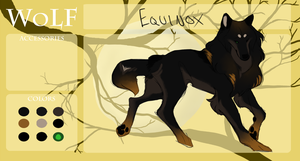 WoLF | Equinox | The Sapphic by KaalaSmallteeth