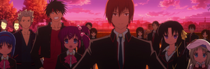 Little Busters sunset pan by KeiichiM