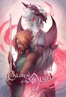 Children of the Glyph by al-kem-y