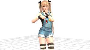 Marie Rose MMD MODEL DL by MaYuChuan