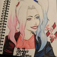 Harley Quinn by The-Outcast1