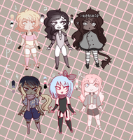 Neutral tone adopts (2/6 open) by gh0stbun