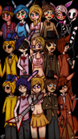 Group Picture!! by Sabrina-Tellijohn