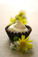 Zabaglione Chocolate Cups by neongeisha