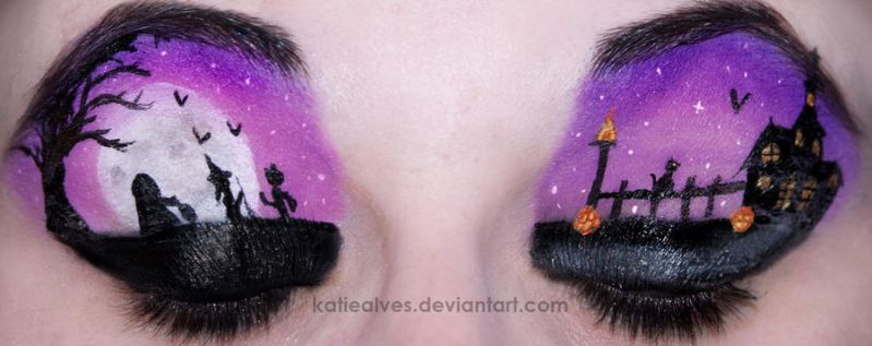 Trick or Treat Eyes by KatieAlves