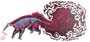 Veil - Nebula Eater (NEW CLOSED SPECIES!) by SavannaEGoth