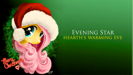 Evening Star - Hearth's Warming Eve by PonyEveningStar