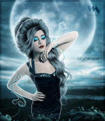 Shadow of the moon by Antonio-Figueiredo