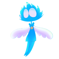 Complex drawing of starfly by LucymuirStarfly