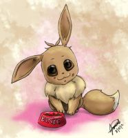 Bonie the Eevee by MurPloxy