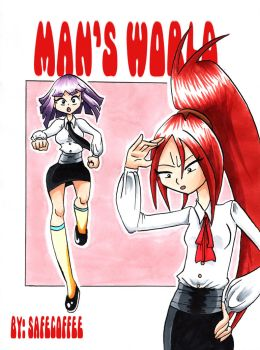 Man's World cover by safecoffee