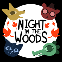 Night in the Woods (FANART) by Cybonacy2